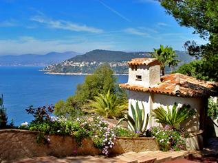 Виллы во Франции: виллы Лазурного берега, дом во Франции, элитная недвижимость во Франции